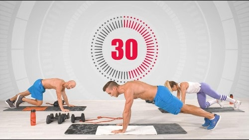 Move your fit Programme musculation en 6 semaines