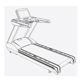 BH Fitness – Tapis roulant SK7990
