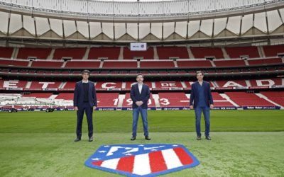 BH FITNESS devient le fournisseur officiel de l'Atletico de Madrid – Football